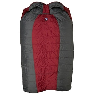 Big Agnes Cabin Creek 15 degree Doublewide Sleeping Bag