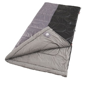 Coleman Biscayne Large Warm Weather Sleeping Bag