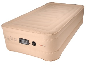 SimplySleeper Raised Twin Air Bed
