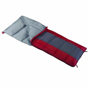 Wenzel Lakeside Warm Weather Sleeping Bag